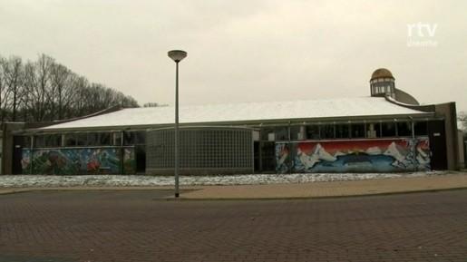 Sportcomplex de Swaneburg in Coevorden.